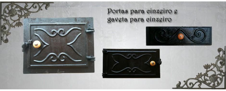 Gavetas cinzeiro